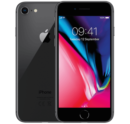 Apple iPhone 8 256GB Giff Gaff Contract