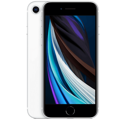 Apple iPhone SE White Cashback by Redemption