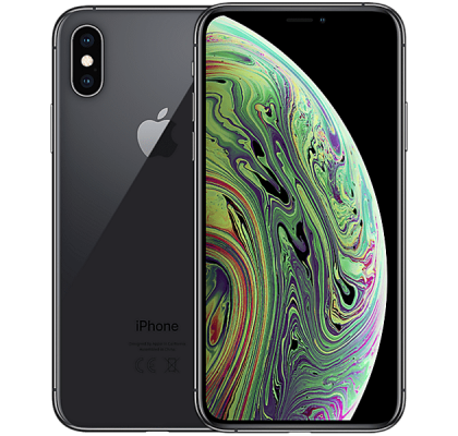 Apple iPhone XS O2 Unltd Allowances for £0 (0m)
