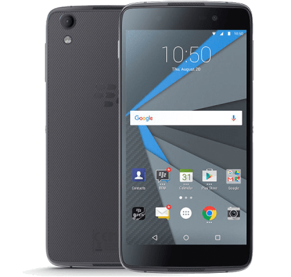 Blackberry DTEK50 Vodafone Unltd Allowances for £20 (24m)