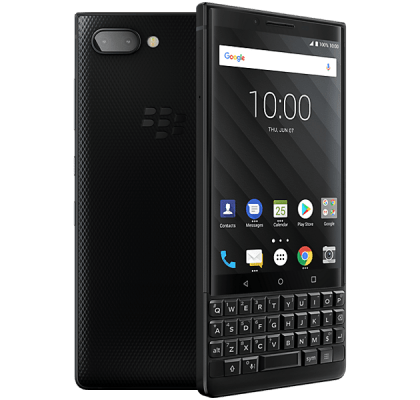 Blackberry Key2 contracts