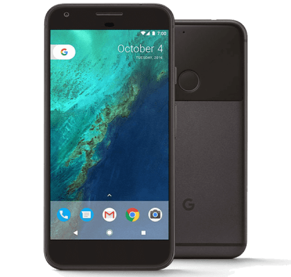 Google Pixel 128GB 24 months contract