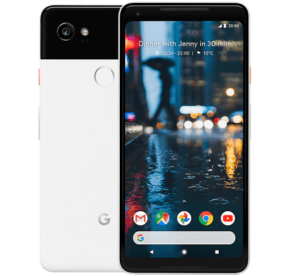 Google Pixel 2 XL 128GB White Sony PS4