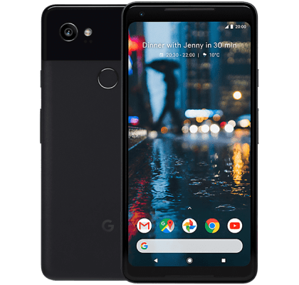 Google Pixel 2 XL 128GB Vodafone Unltd Allowances for £38 (24m)