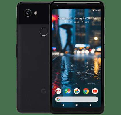 Google Pixel 2 XL Deals