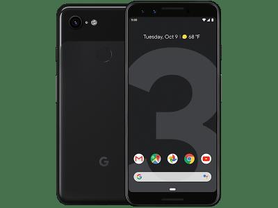 Google Pixel 3 contracts