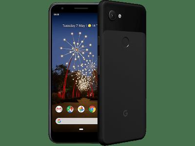 Google Pixel 3a XL contracts