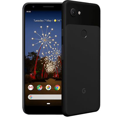 Google Pixel 3a XL Vodafone Unltd Allowances for £20 (24m)