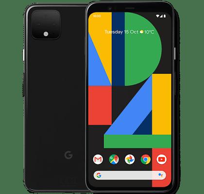 Google Pixel 4 128GB O2 Unltd Allowances for £39 (24m)