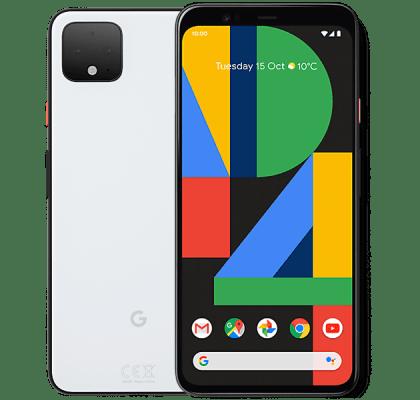 Google Pixel 4 White Deals