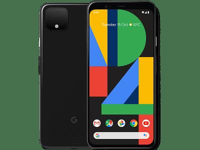 Google Pixel 4 XL 128GB upgrade