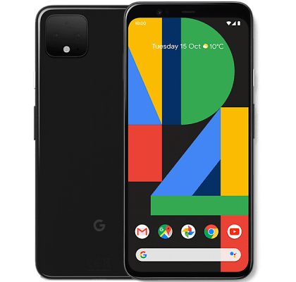 Google Pixel 4 XL 128GB EE 4G Contract