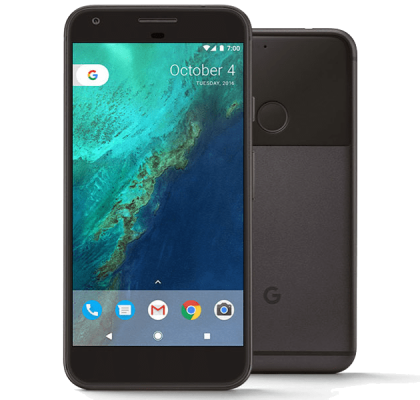 Google Pixel EE 4G Contract