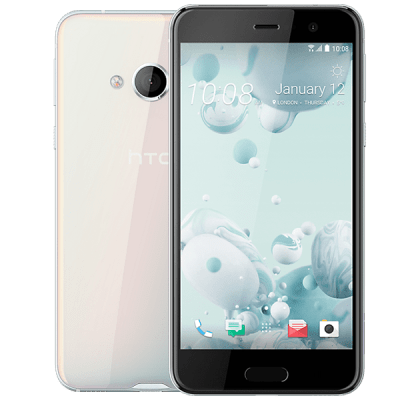 HTC U Play White Google Home