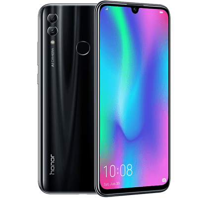 Huawei Honor 10 Lite O2 Unltd Allowances for £33 (36m)