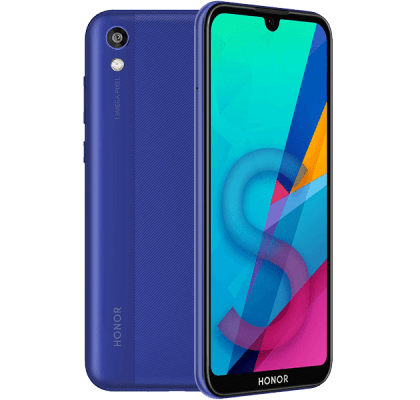 Huawei Honor 8S Blue 24 months upgrade