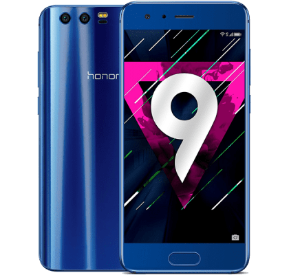 Honor 9 Blue 24 months contract