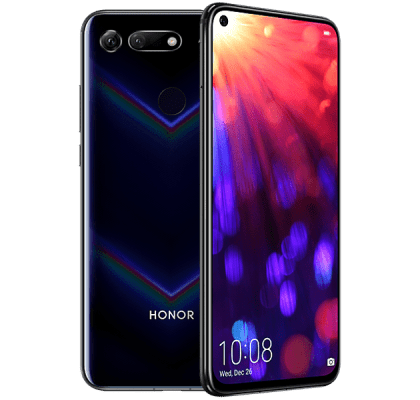 Huawei Honor View 20 Vodafone Unltd Allowances for £65 (24m)