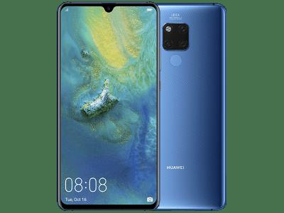 Huawei Mate 20 X Blue sim free