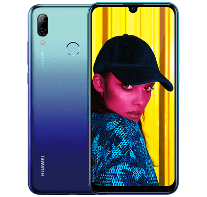 Huawei P Smart 2019 Blue EE Unltd Allowances for £36 (24m)