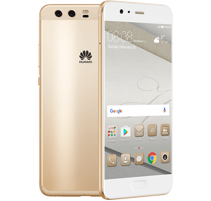 Huawei P10 Gold Vodafone Mobile Contract