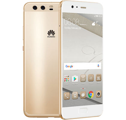 Huawei P10 Plus Gold Vodafone Mobile Contract