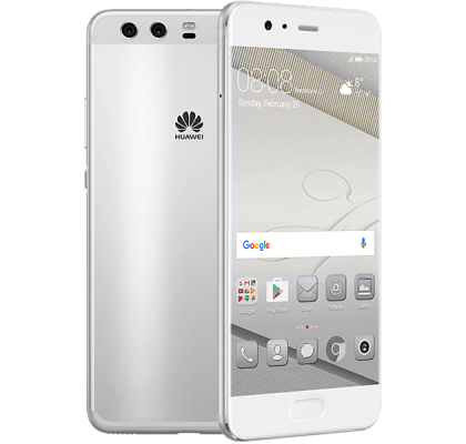 Huawei P10 Silver Headphone and Speakers