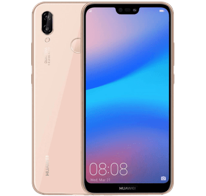 Huawei P20 Lite Pink EE Unltd Allowances for £31 (24m)