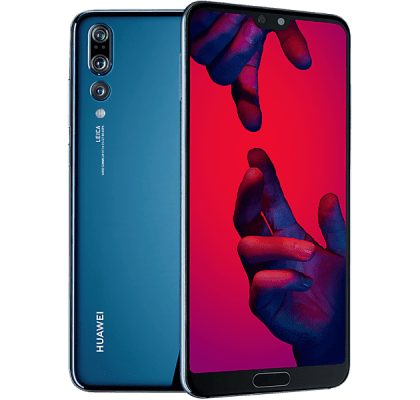 Huawei P20 Pro Blue Guaranteed Cashback