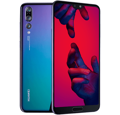 Huawei P20 Pro Twilight EE Unltd Allowances for £20 (24m)