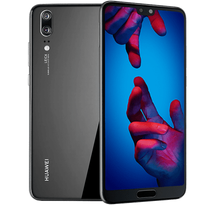 Huawei P20 O2 Mobile Contract