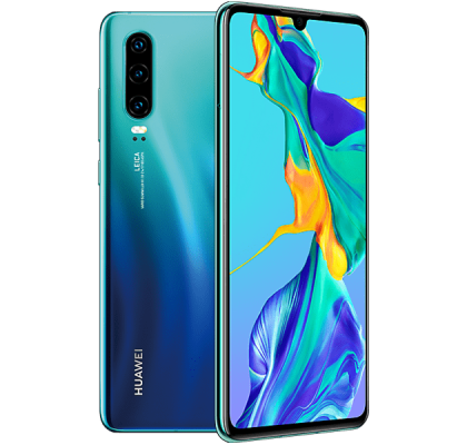 Huawei P30 Aurora EE Upgrade Unltd Allowances for £20 (24m)