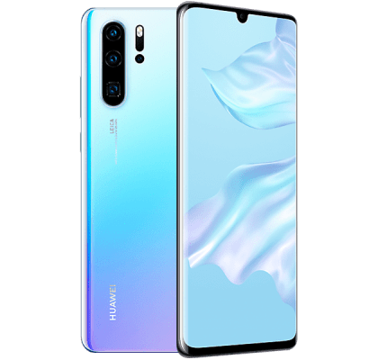 Huawei P30 Pro 128GB Crystal EE Unltd Allowances for £36 (24m)