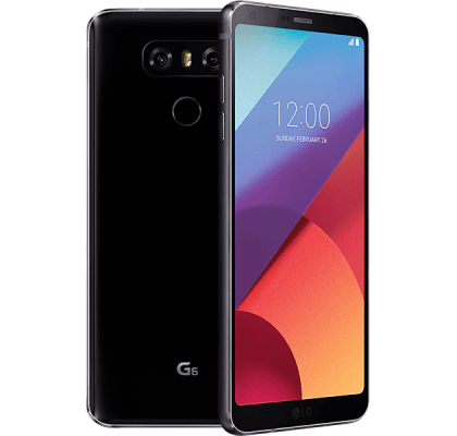 LG G6 Nintendo Switch Grey