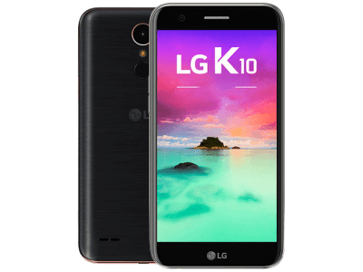 LG K10 2017 contracts