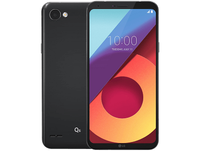 LG Q6 contracts