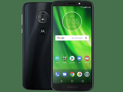 Motorola Moto G6 Play payg