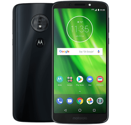 Motorola Moto G6 Play O2 Mobile Contract