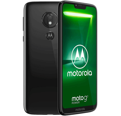 Motorola Moto G7 Power EE Unltd Allowances for £20 (24m)