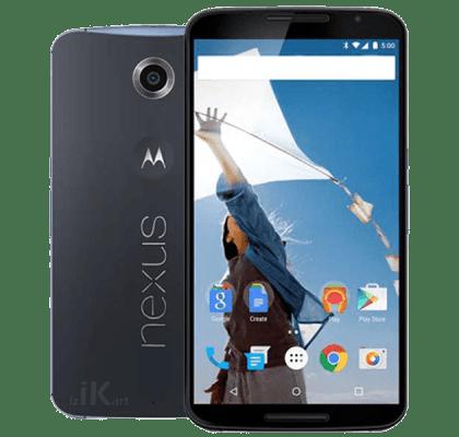 Motorola Nexus 6 O2 Mobile PAYG