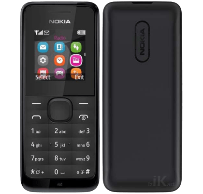 Nokia 105 24 months contract