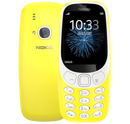 Nokia 3310 (2017) Yellow Deals