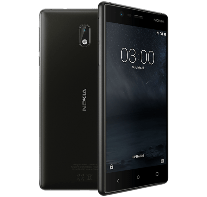 Nokia 3 iPad and Tablet