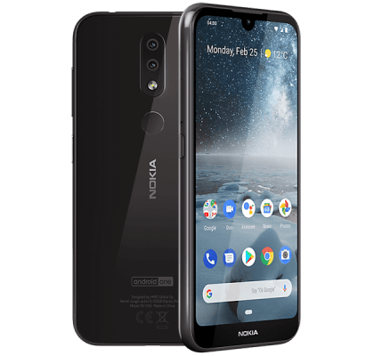Nokia 4.2 EE Unltd Allowances for £28 (24m)