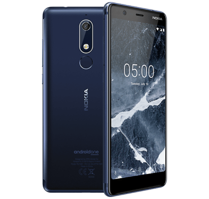 Nokia 5.1 Blue Cashback by Redemption