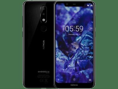Nokia 5.1 Plus sim free