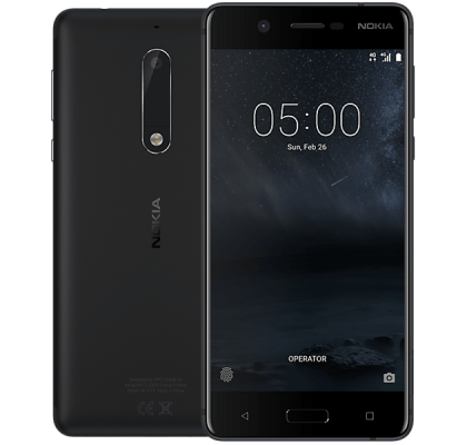 Nokia 5 Nintendo Switch Grey