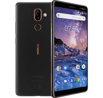 Nokia 7 Plus Sony PS4