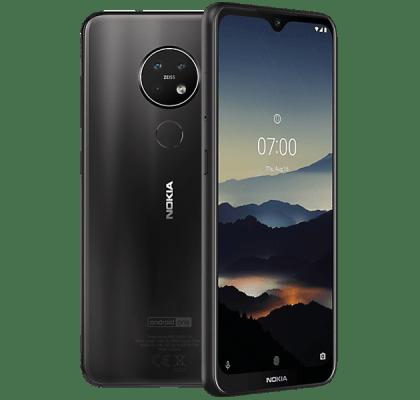 Nokia 7.2 EE Unltd Allowances for £23 (24m)