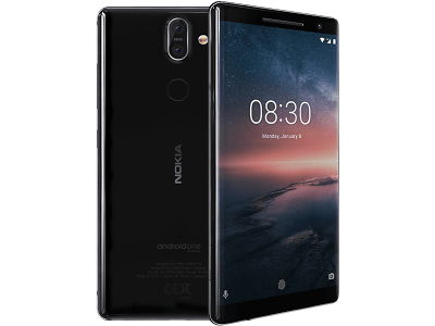 Nokia 8 Sirocco upgrade